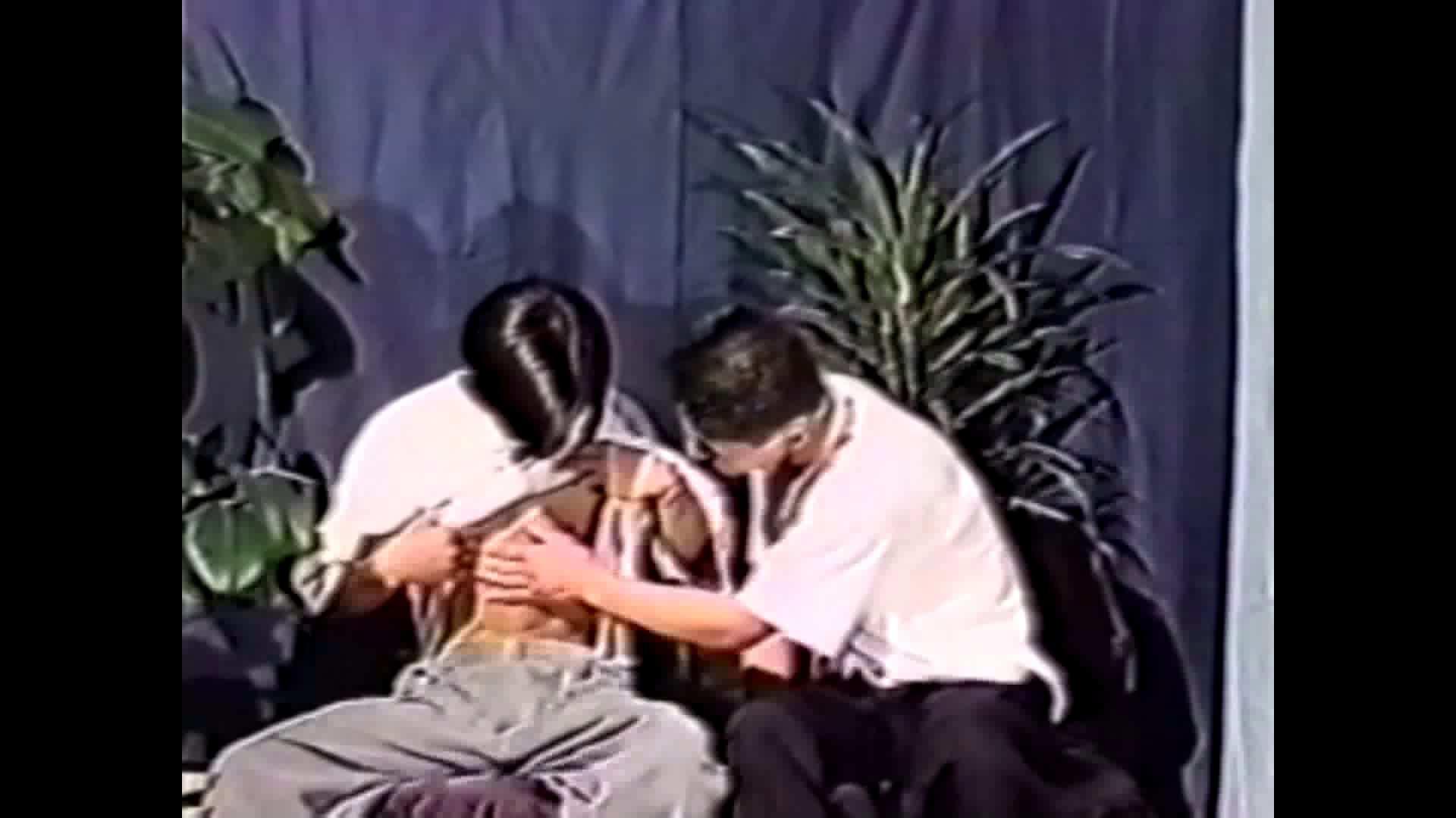 畳の上で2人で死にたい 手コキ AV動画 95枚 2