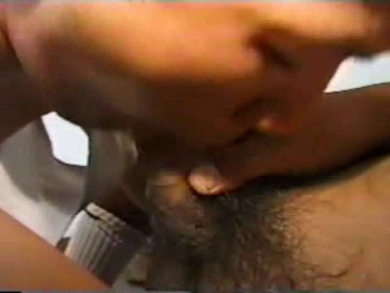 マッチョな青年のアナル比べ フェラ ゲイ素人エロ画像 89枚 86