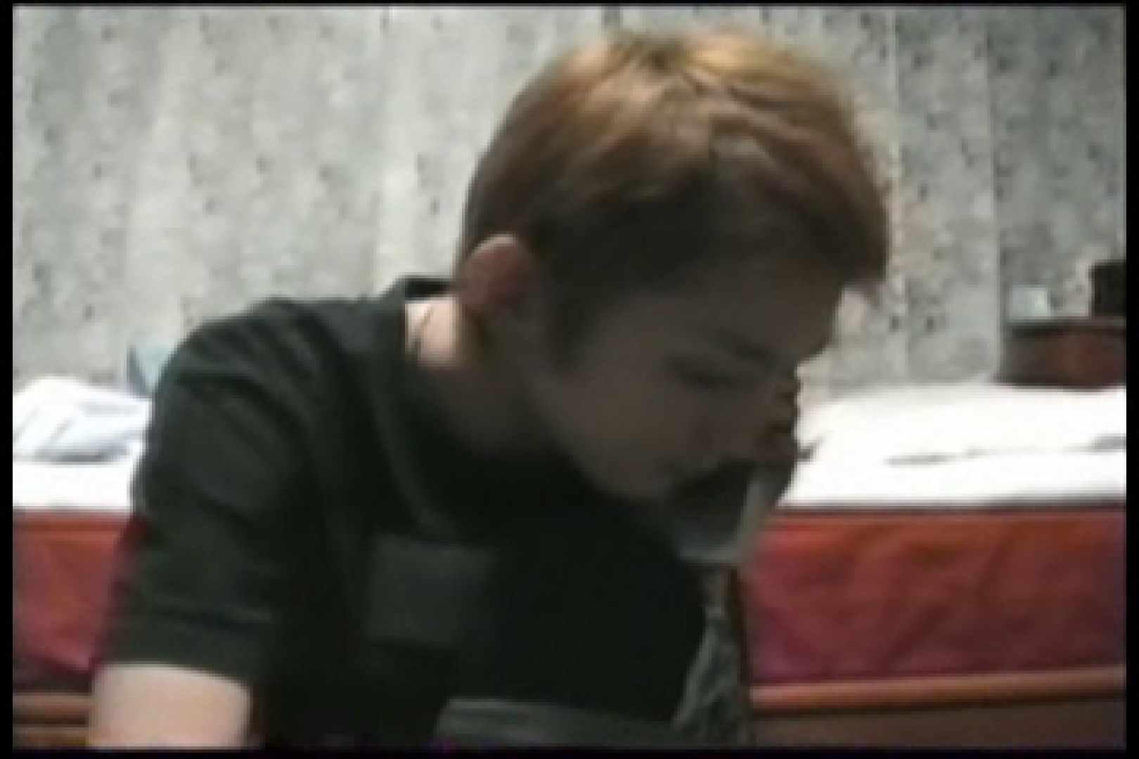 【流出】アイドルを目指したジャニ系イケメンの過去 射精 GAY無修正エロ動画 107枚 4