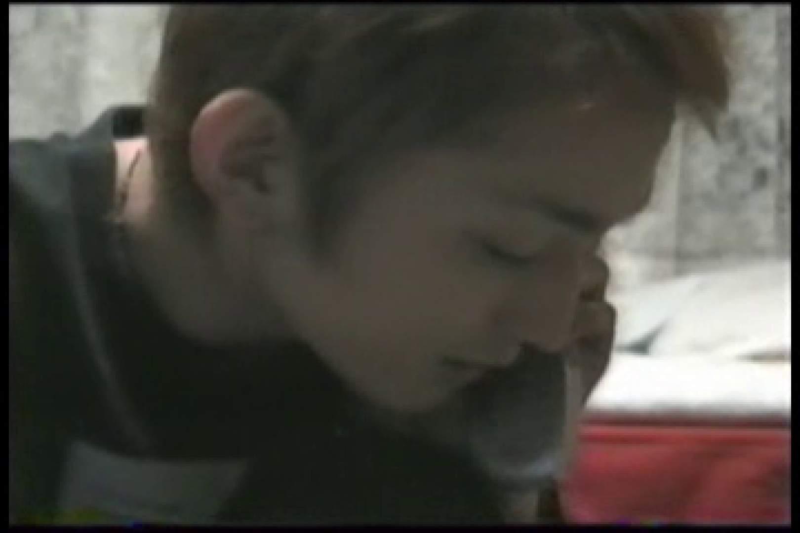 【流出】アイドルを目指したジャニ系イケメンの過去 射精 GAY無修正エロ動画 107枚 5