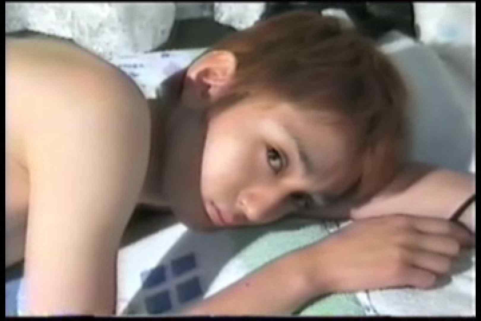 【流出】アイドルを目指したジャニ系イケメンの過去 射精 GAY無修正エロ動画 107枚 22