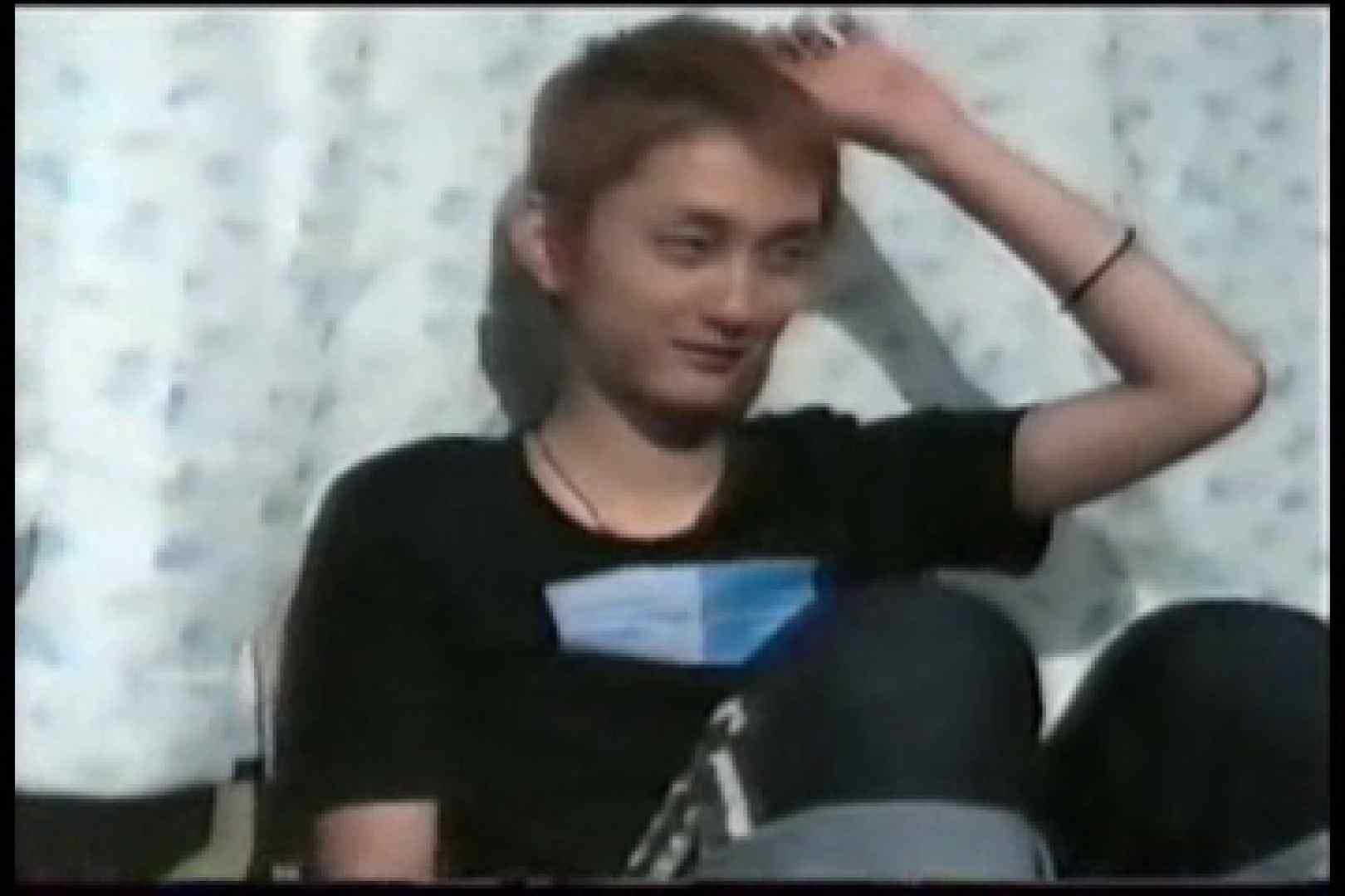 【流出】アイドルを目指したジャニ系イケメンの過去 射精 GAY無修正エロ動画 107枚 40