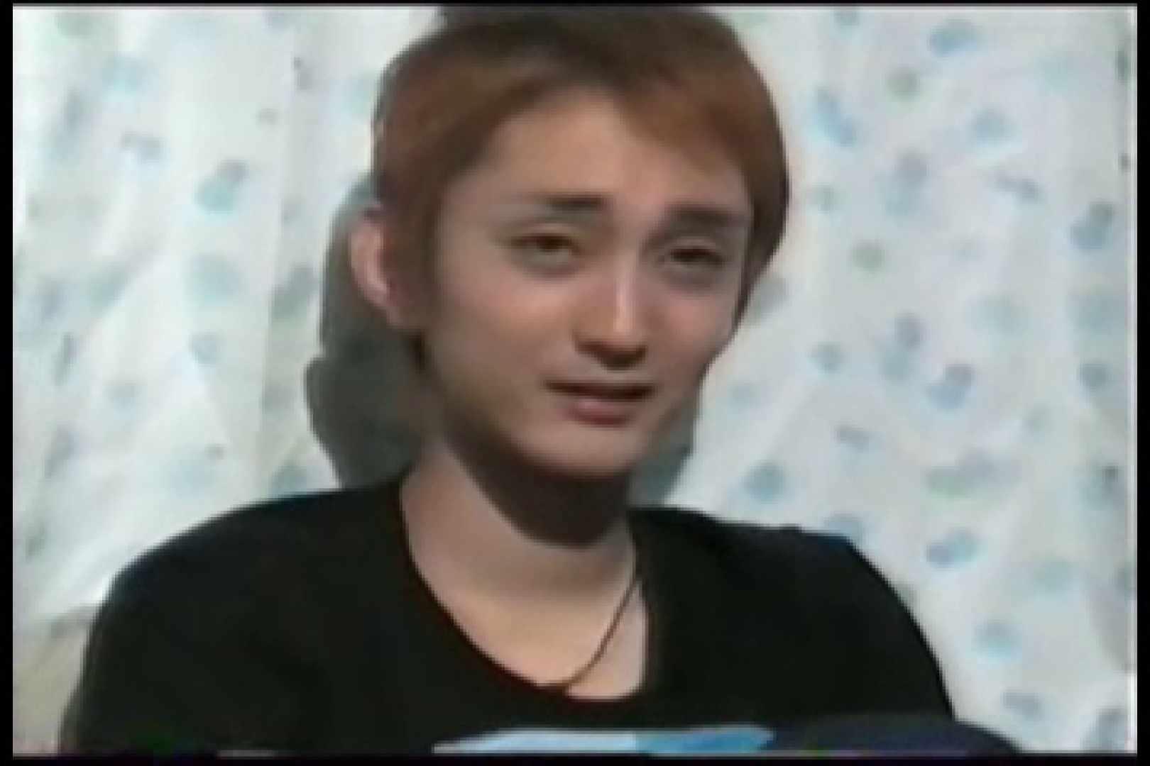 【流出】アイドルを目指したジャニ系イケメンの過去 射精 GAY無修正エロ動画 107枚 41