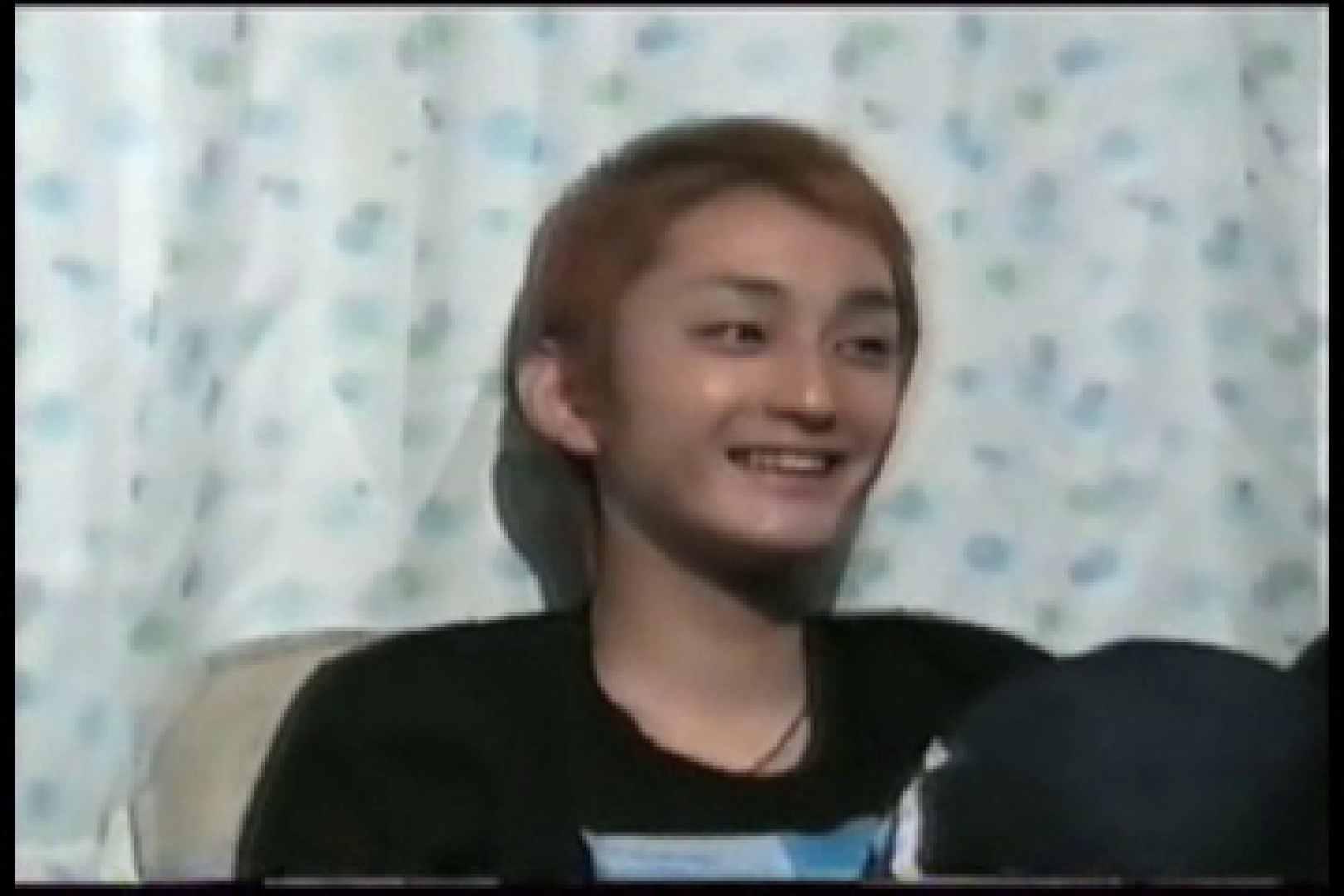 【流出】アイドルを目指したジャニ系イケメンの過去 射精 GAY無修正エロ動画 107枚 55