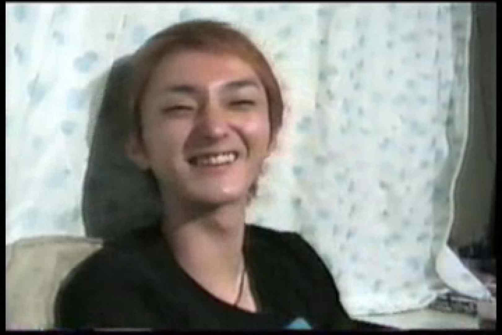 【流出】アイドルを目指したジャニ系イケメンの過去 射精 GAY無修正エロ動画 107枚 62