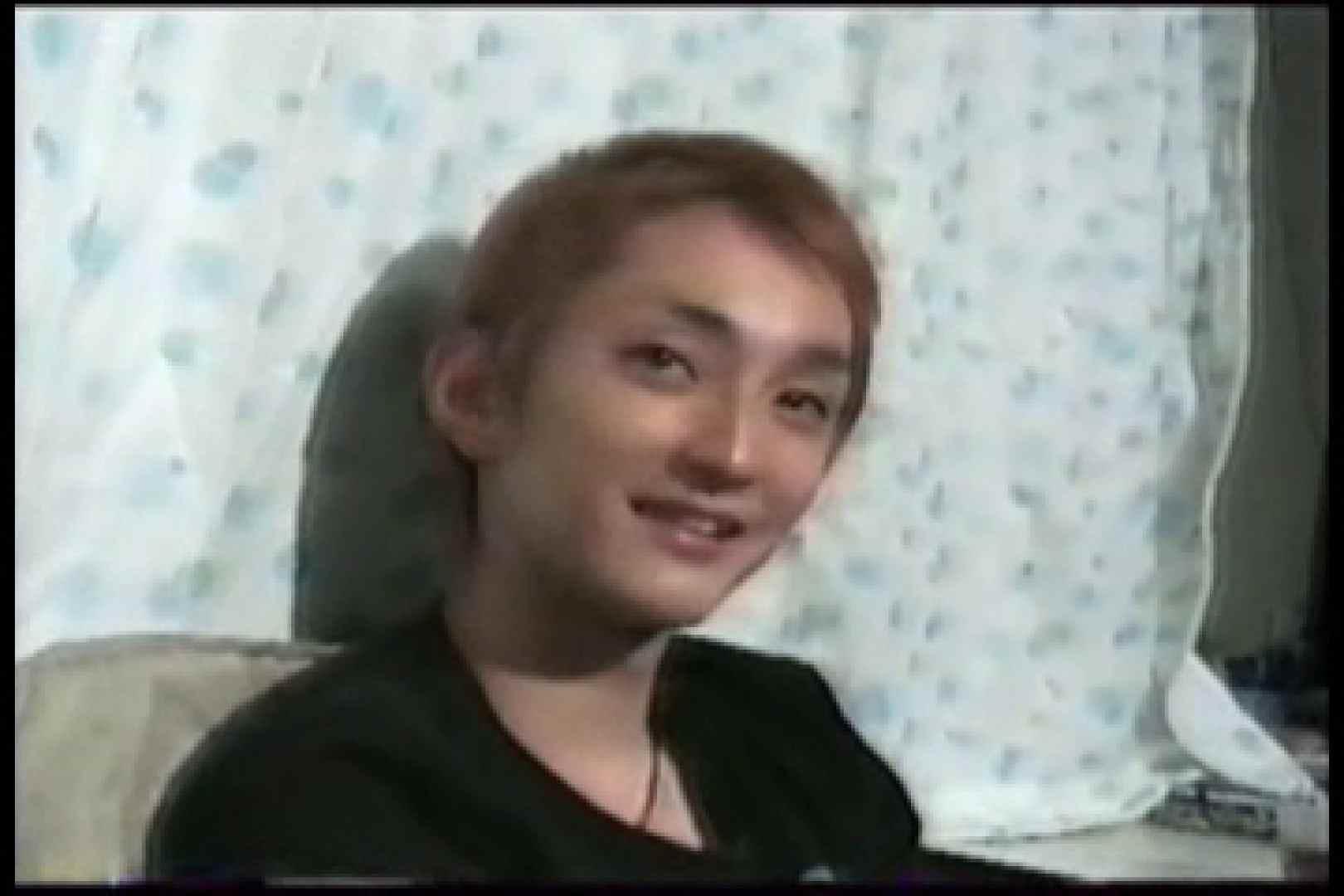 【流出】アイドルを目指したジャニ系イケメンの過去 射精 GAY無修正エロ動画 107枚 63