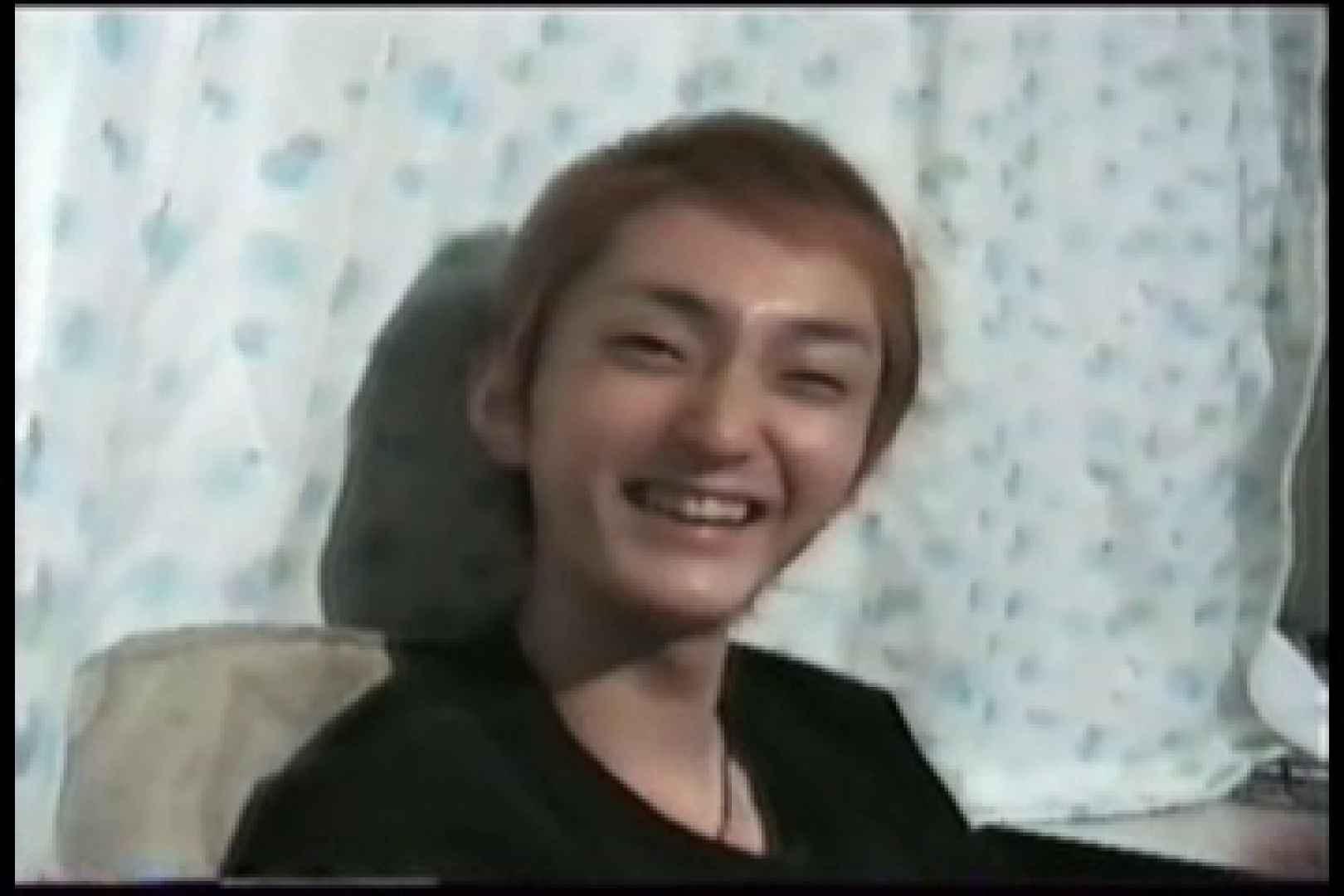 【流出】アイドルを目指したジャニ系イケメンの過去 射精 GAY無修正エロ動画 107枚 72