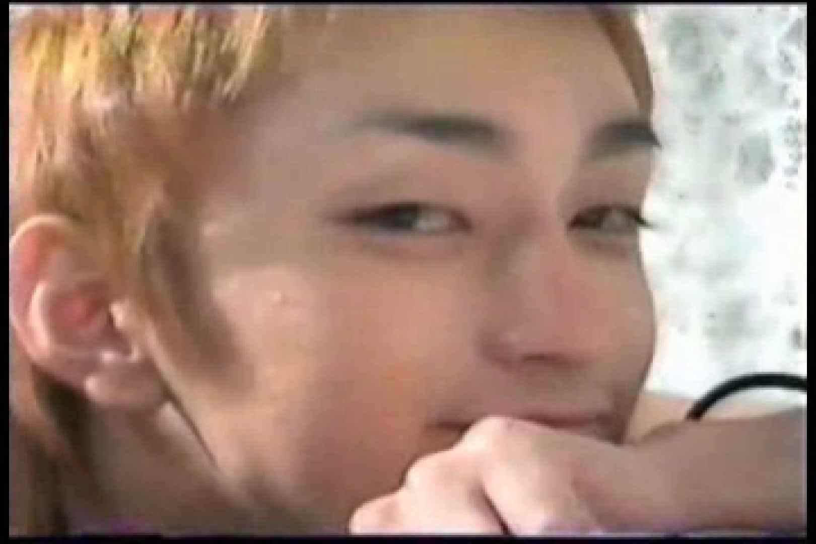 【流出】アイドルを目指したジャニ系イケメンの過去 射精 GAY無修正エロ動画 107枚 105