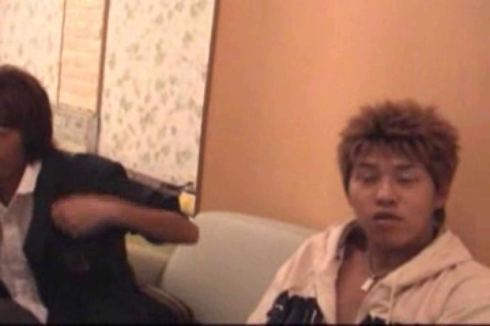 【流出】ジャニ系イケメン!!フライング&アナルが痛くて出来ません!! 茶髪 亀頭もろ画像 72枚 39