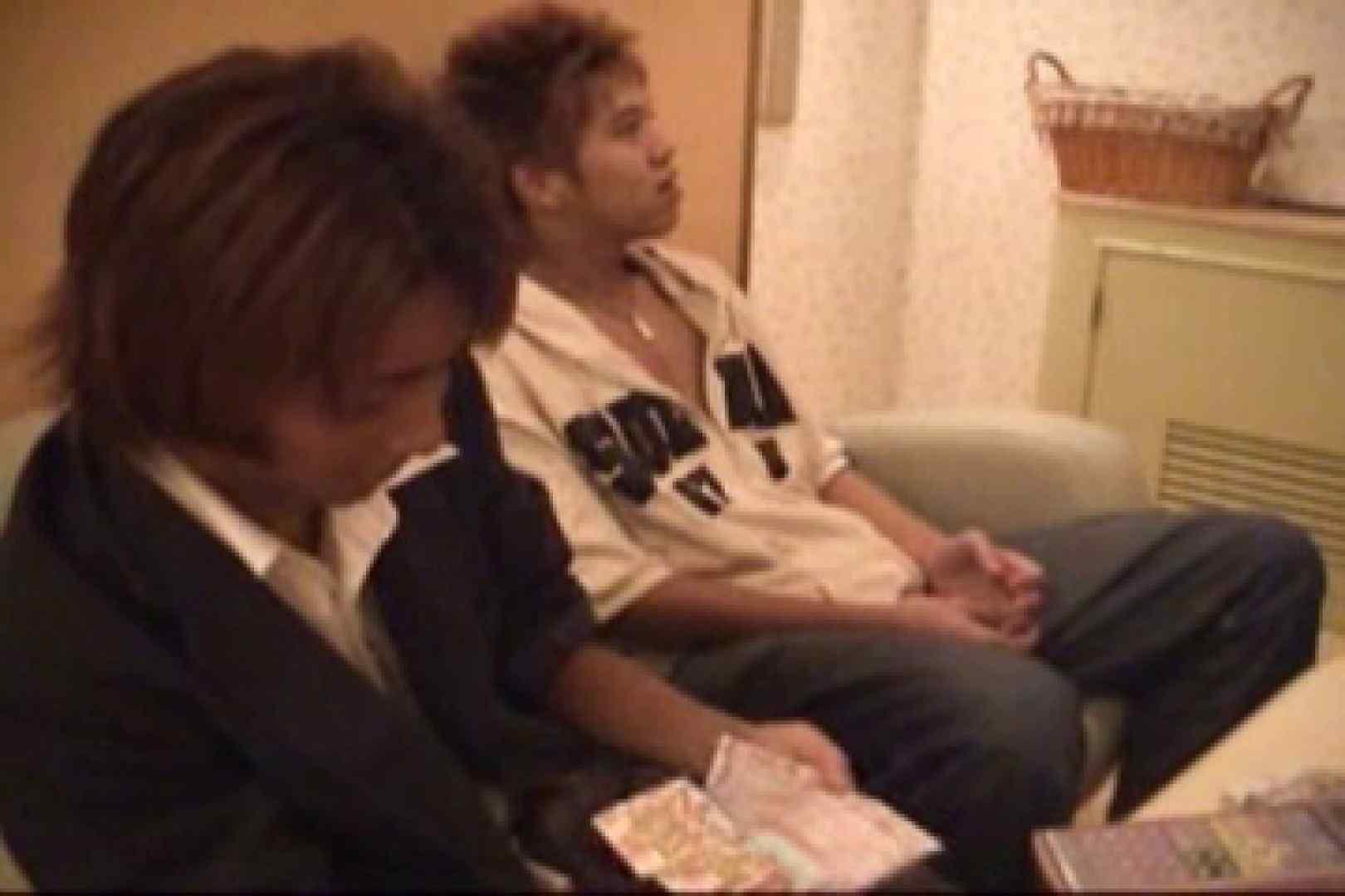 【流出】ジャニ系イケメン!!フライング&アナルが痛くて出来ません!! 茶髪 亀頭もろ画像 72枚 55