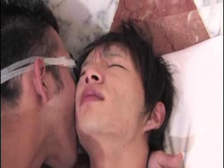 LOVE デカチン対決!! イラマチオ ゲイエロビデオ画像 99枚 8