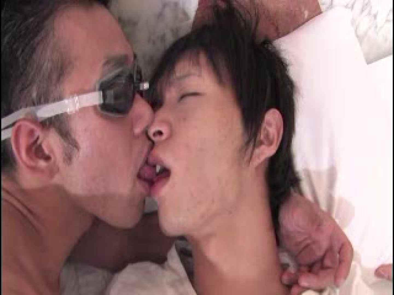 LOVE デカチン対決!! イラマチオ ゲイエロビデオ画像 99枚 32