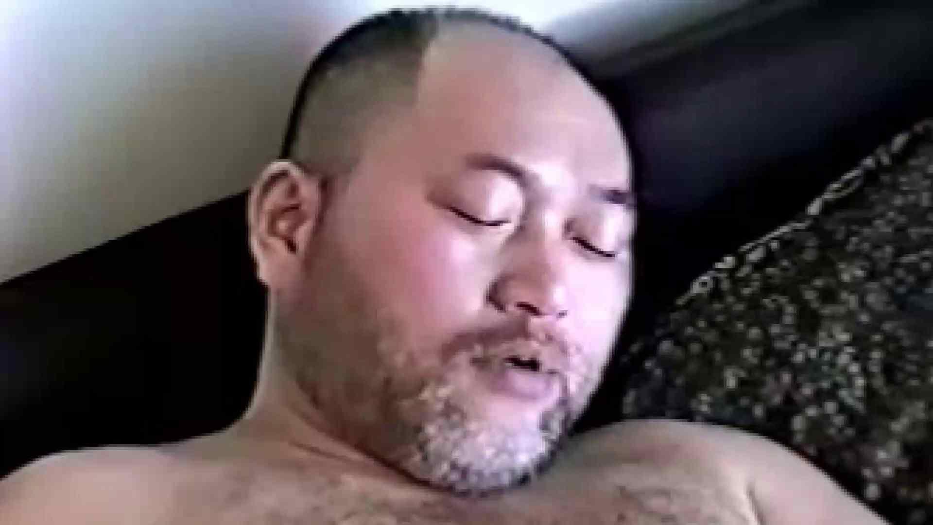 ぽっちゃり君とおじさんのH 前編 アナル舐め ゲイ肛門画像 91枚 51
