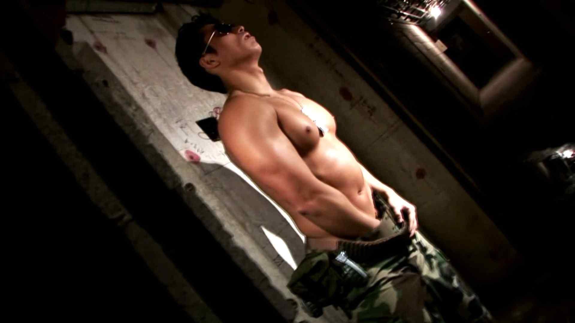 muscle warrior ~男根肉弾戦~01 オナニー アダルトビデオ画像キャプチャ 62枚 19