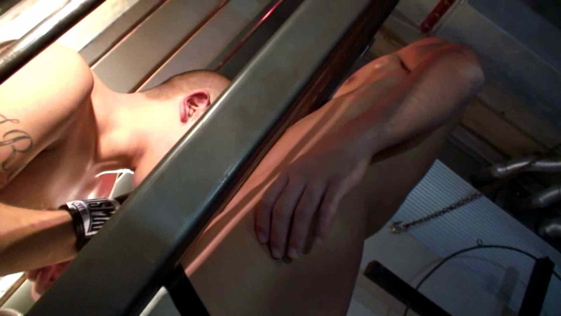muscle warrior ~男根肉弾戦~04 顔射 ゲイモロ画像 92枚 74