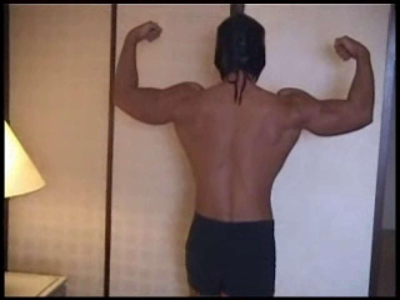 レスラーマスクマンのオナニーショー オナニー アダルトビデオ画像キャプチャ 90枚 29
