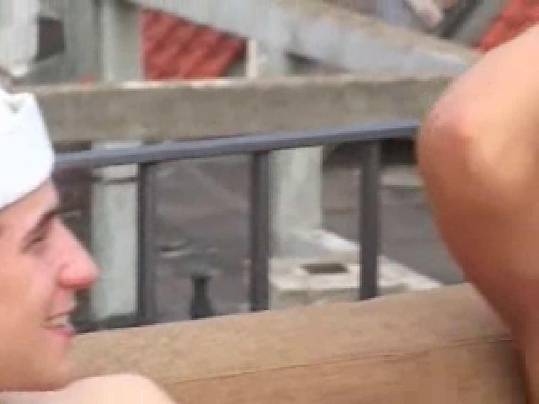 ヨーロピアンボーイズのセックスライフ♪ 野外露出 ゲイ素人エロ画像 110枚 39