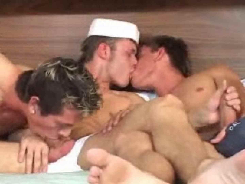 ヨーロピアンボーイズのセックスライフ♪ 野外露出 ゲイ素人エロ画像 110枚 72