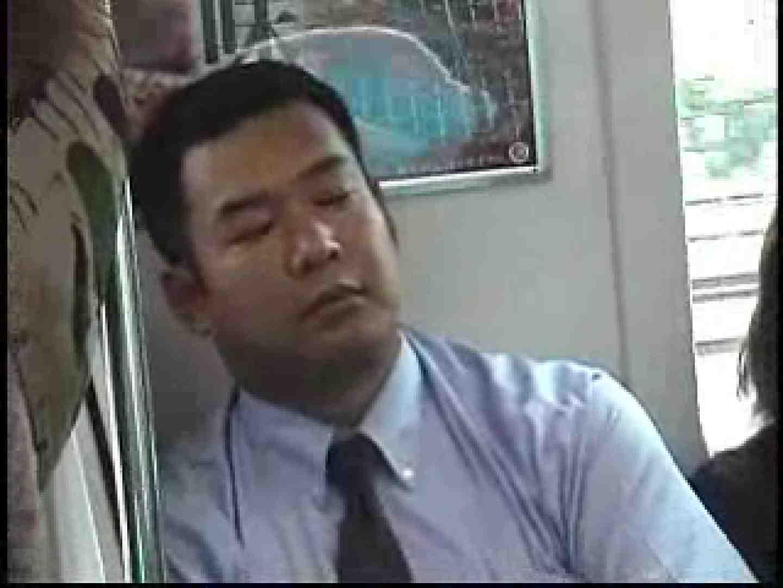電車内でリーマンの股間撮影 イメージ(エロ) ゲイエロ画像 90枚 7