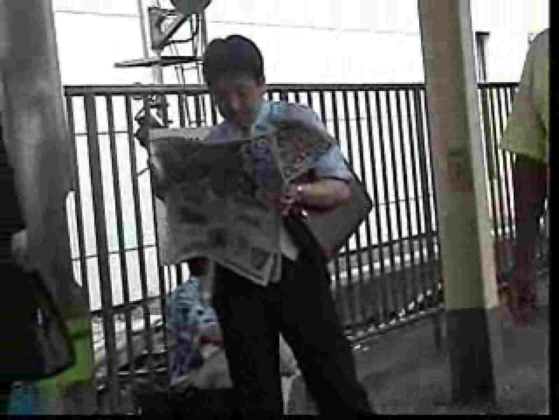 電車内でリーマンの股間撮影 イメージ(エロ) ゲイエロ画像 90枚 13