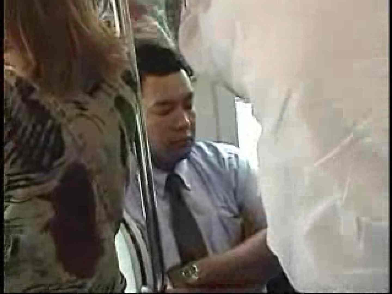 電車内でリーマンの股間撮影 イメージ(エロ) ゲイエロ画像 90枚 35