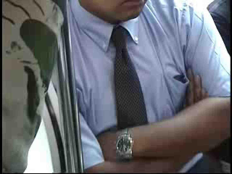 電車内でリーマンの股間撮影 イメージ(エロ) ゲイエロ画像 90枚 40