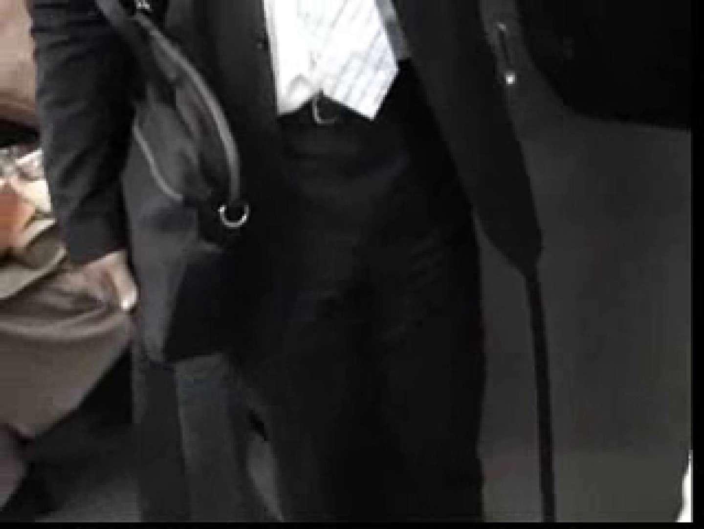 電車内でリーマンの股間撮影 イメージ(エロ) ゲイエロ画像 90枚 60