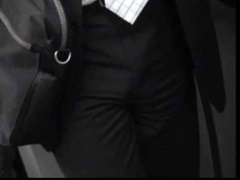 電車内でリーマンの股間撮影 イメージ(エロ) ゲイエロ画像 90枚 63
