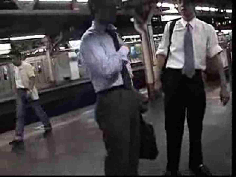 電車内でリーマンの股間撮影 イメージ(エロ) ゲイエロ画像 90枚 74