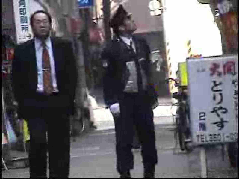 街行く人サラリーマン達の股間撮影 男 ゲイ無料無修正画像 62枚 40