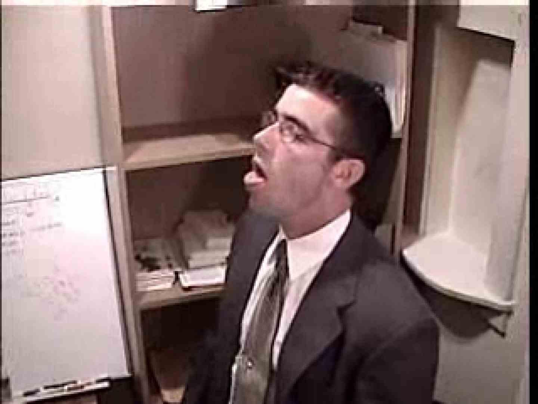 外人リーマンてんてこまい。 オフィス ゲイAV 105枚 48