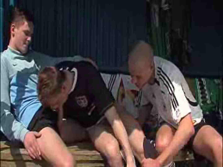 【洋物】フットボール選手達の真ん中の足は暴れん棒!! 顔射 ゲイモロ画像 104枚 36