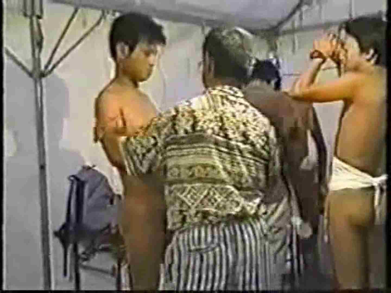イケメン ふんどし 裸祭りだー 野外露出 ゲイ素人エロ画像 97枚 32