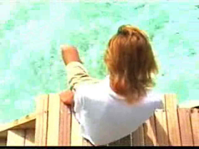 イケメン男は海が似合います!VOL.1 男 ゲイ無料無修正画像 60枚 2