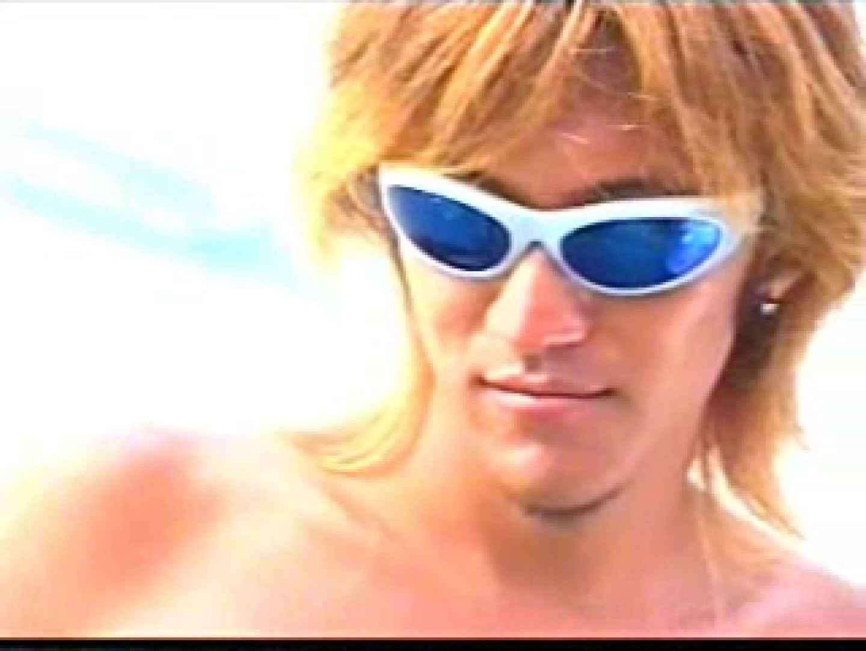 イケメン男は海が似合います!VOL.1 男 ゲイ無料無修正画像 60枚 3