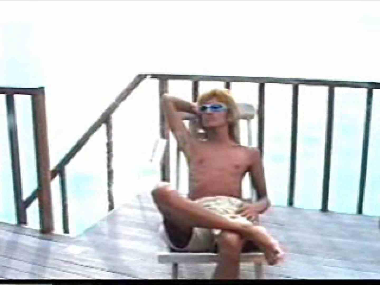 イケメン男は海が似合います!VOL.1 男 ゲイ無料無修正画像 60枚 16