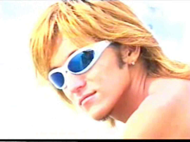 イケメン男は海が似合います!VOL.1 男 ゲイ無料無修正画像 60枚 20