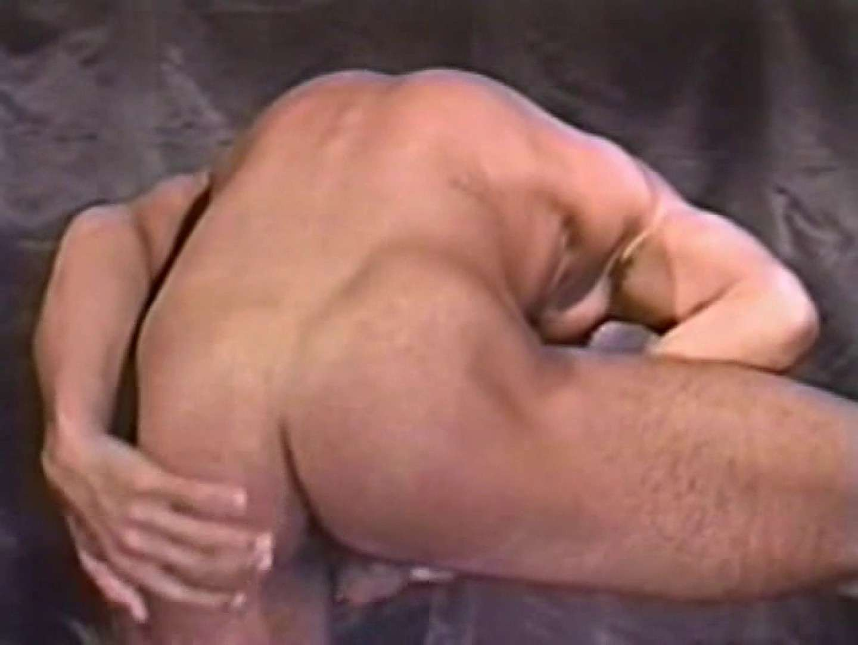 マッチョマンの性事情VOL.2 アナル舐め ゲイ肛門画像 104枚 66