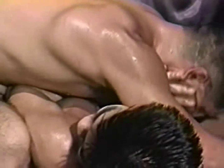 マッチョマンの性事情VOL.2 アナル舐め ゲイ肛門画像 104枚 83