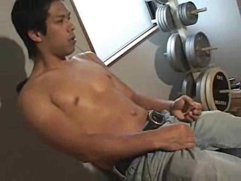 スジ筋アスリートの初体験VOL.2 アナル ゲイザーメン画像 60枚 42