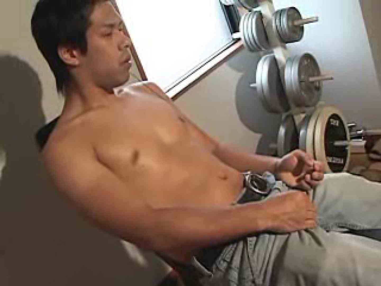 スジ筋アスリートの初体験VOL.2 アナル ゲイザーメン画像 60枚 43