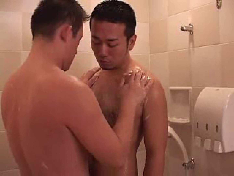体育会系!!でも練習そっちのけ俺たち快楽思考!! 入浴・シャワー ゲイAV画像 116枚 41