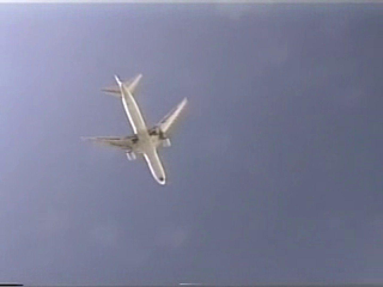 晴天の青空の下、空き地でSEX! アナル責め ゲイ発射もろ画像 89枚 2