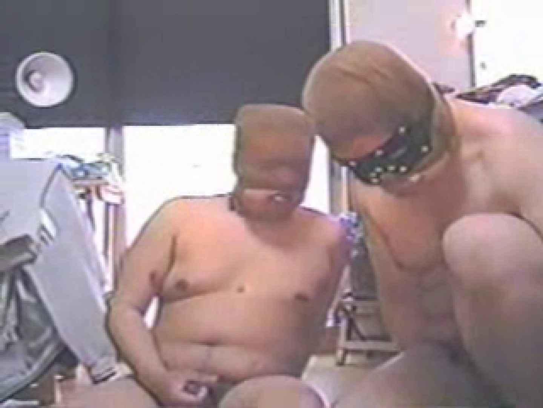 パンスト男! ! 自宅での絡み合い ディープキス チンコ画像 90枚 59