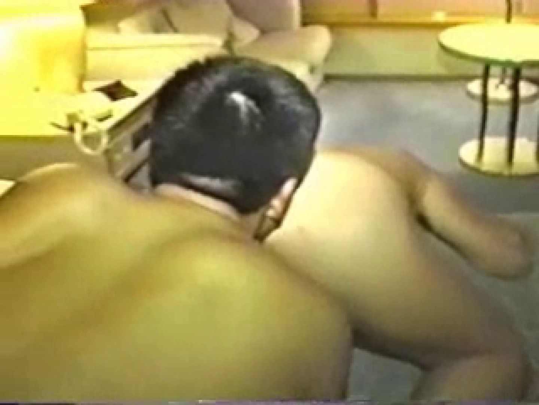 中年おやじSEX&乱交 4Pフェラ 連結フェラ ゲイヌード画像 75枚 75