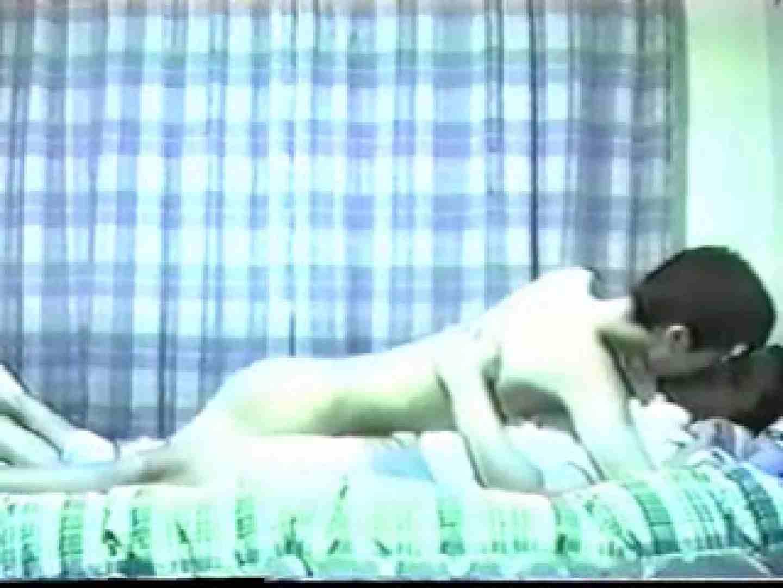 凸凹ゲイカップルLOVE×2ファック フェラ ゲイ素人エロ画像 112枚 7