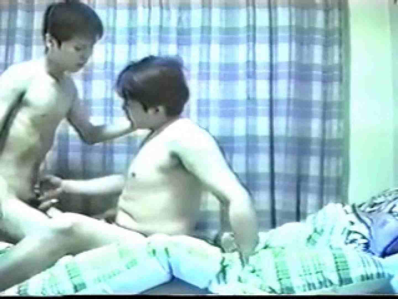 凸凹ゲイカップルLOVE×2ファック フェラ ゲイ素人エロ画像 112枚 10