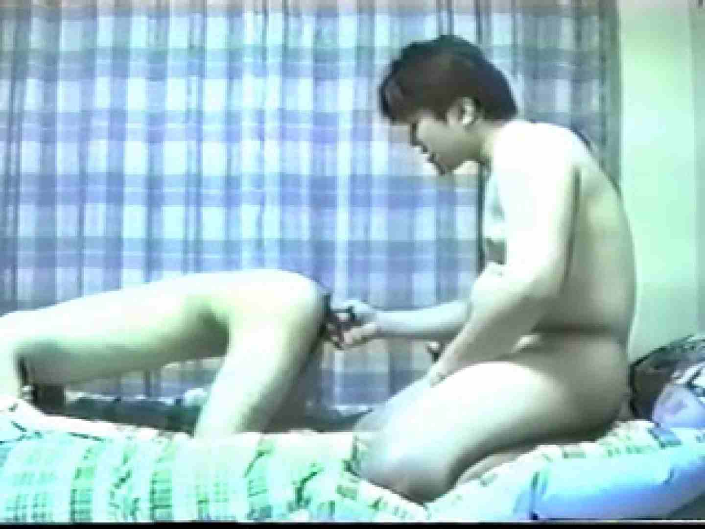 凸凹ゲイカップルLOVE×2ファック フェラ ゲイ素人エロ画像 112枚 28