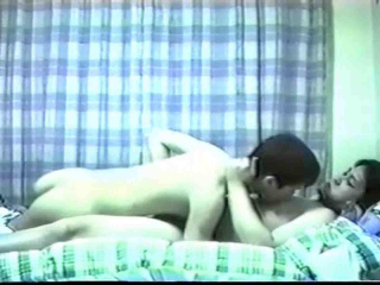 凸凹ゲイカップルLOVE×2ファック フェラ ゲイ素人エロ画像 112枚 44