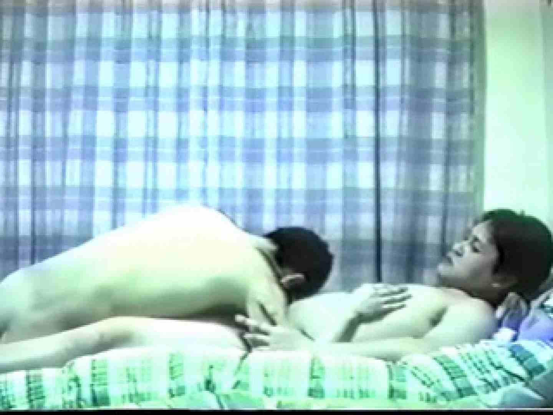 凸凹ゲイカップルLOVE×2ファック フェラ ゲイ素人エロ画像 112枚 48